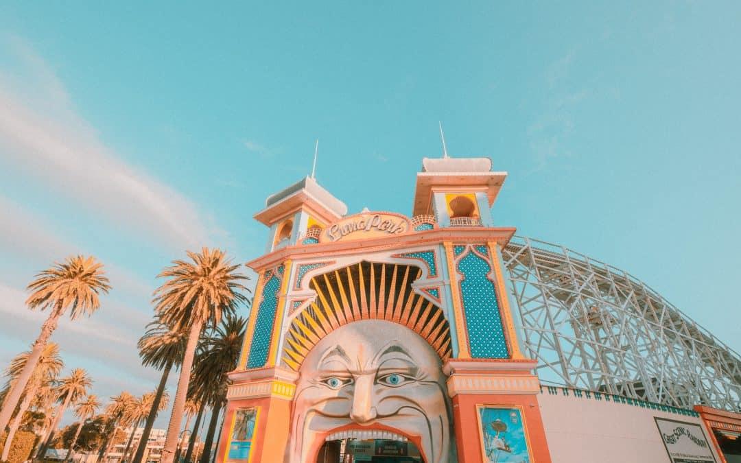 St Kilda Storz™ - Luna Park